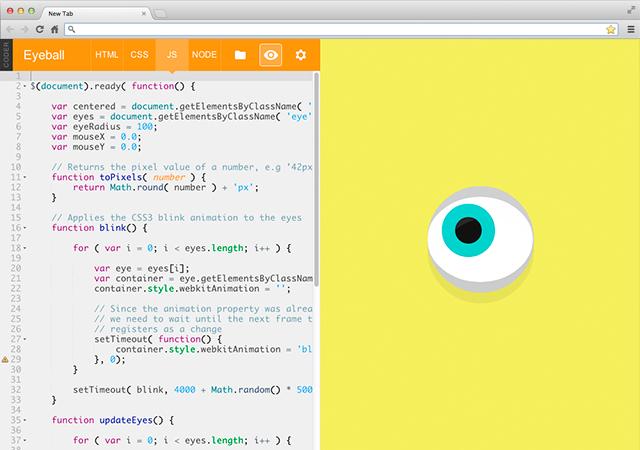 Coder: uma maneira simples de fazer coisas na web com Raspberry Pi