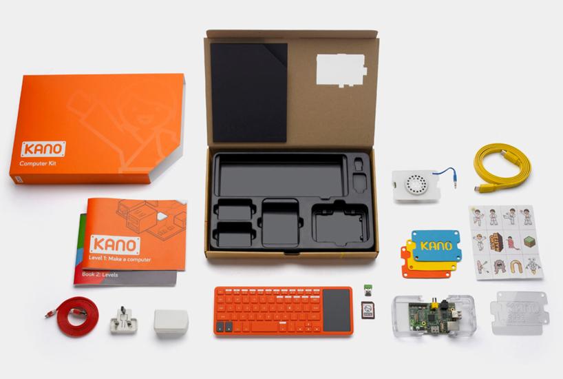 Mini Computador Kano Raspberry Pi Kit Passa de $1 milhão em financiamento (vídeo)