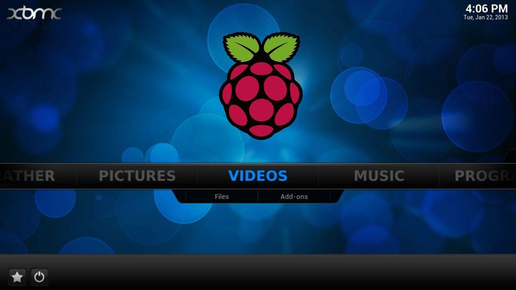 Construindo um XBMC Media Center com Raspberry Pi