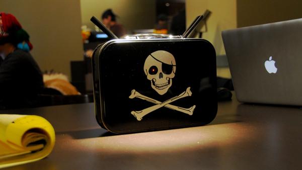 PirateBox usa Raspberry Pi para Compartilhar Arquivos e criar Chat Anônimo