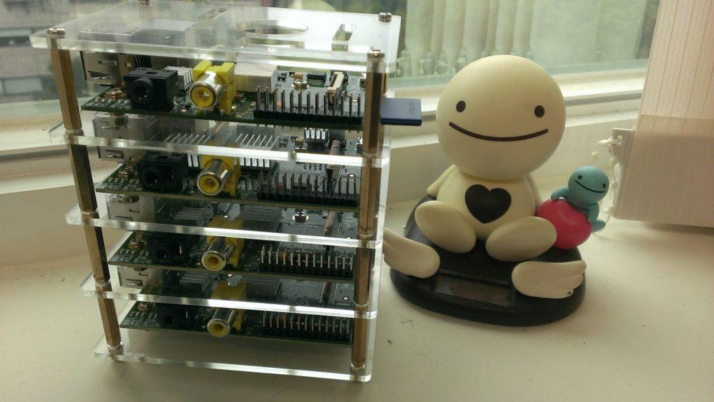 Construindo um case stack em acrílico para o Raspberry Pi