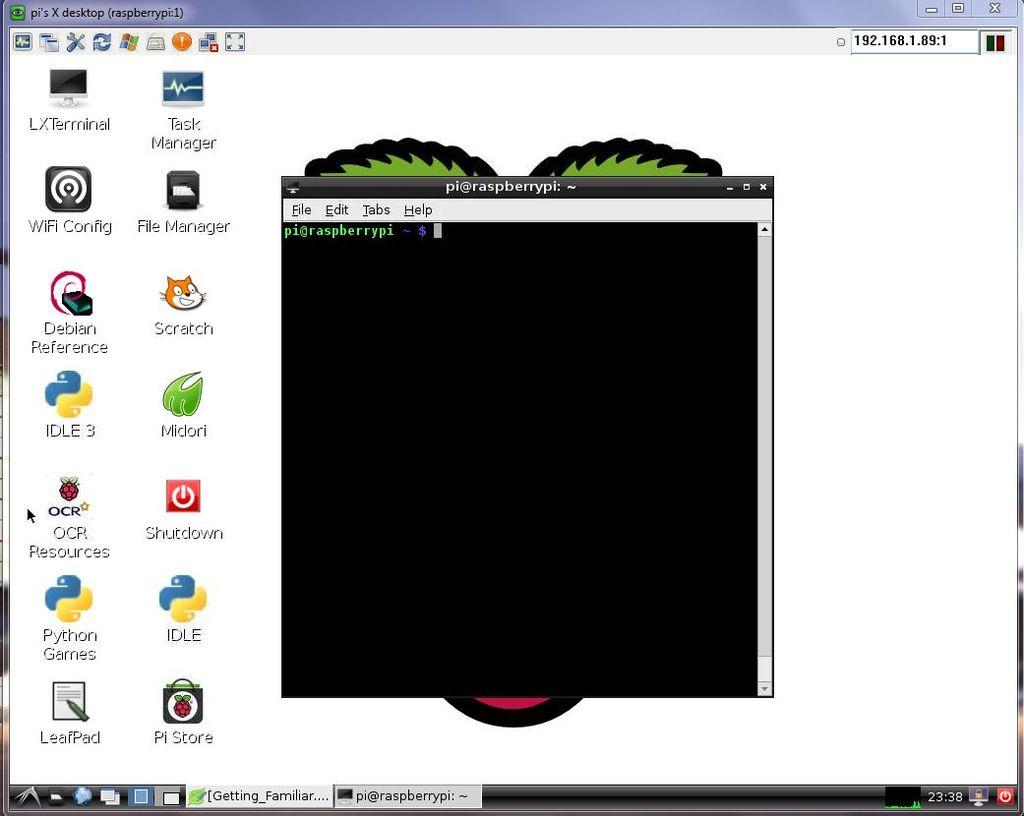 Configurando um servidor VNC em seu Raspberry Pi